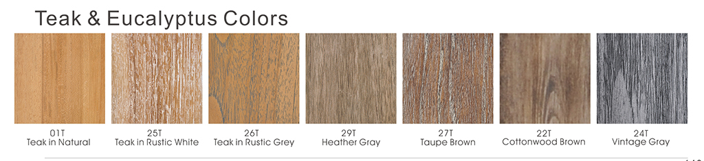 Kingston Casual teak-eucalyptus-texture