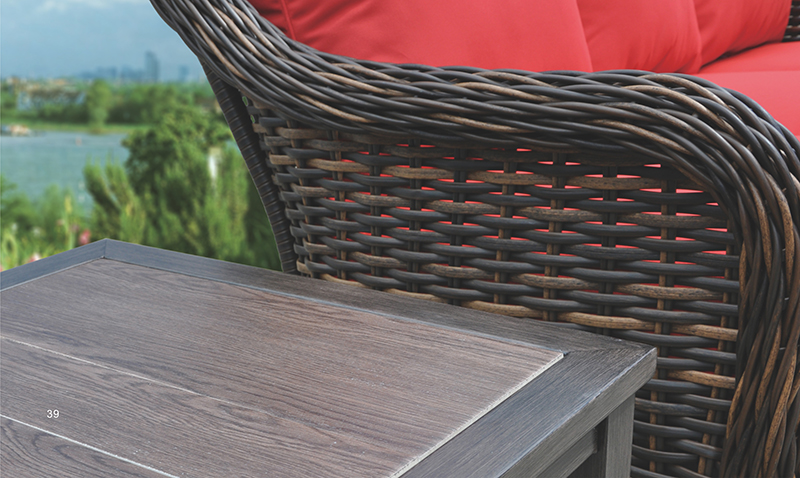 Kingston Casual Outdoor Furniture veranda-closeup