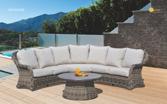 Kingston Casual Outdoor Furniture veranda-round-set