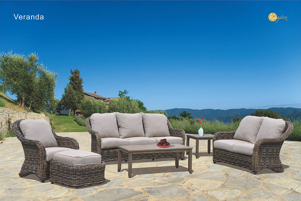 Kingston Casual Outdoor Furniture Veranda