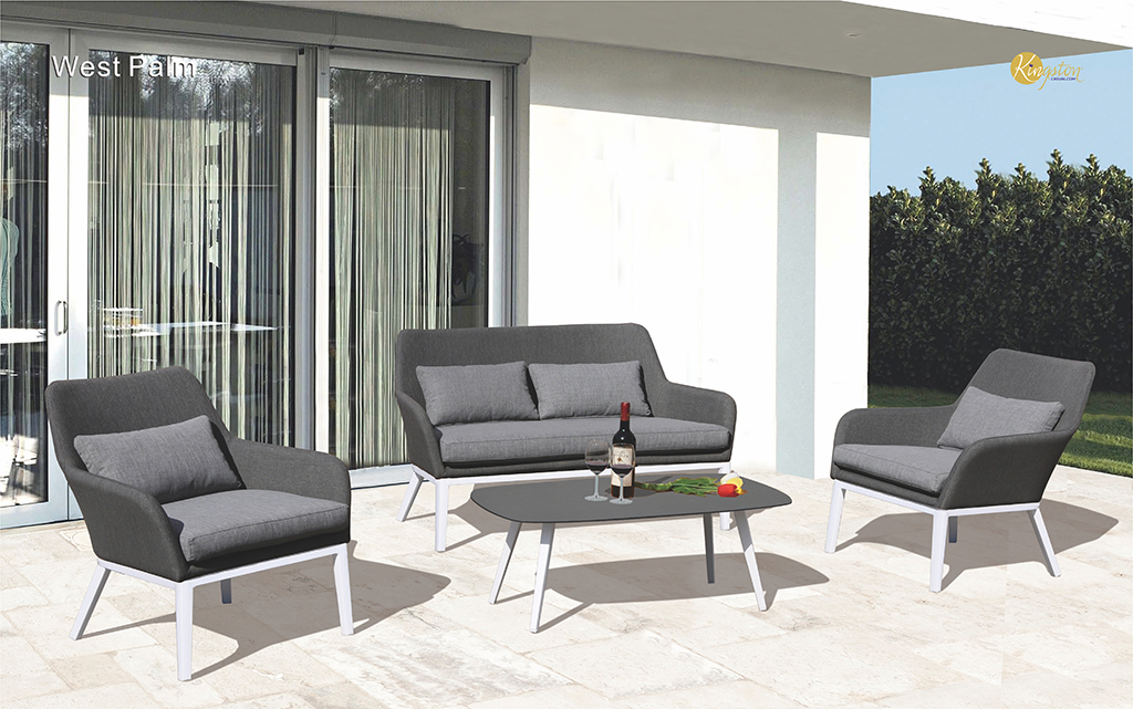 Kingston Casual Outdoor Furniture West Palm